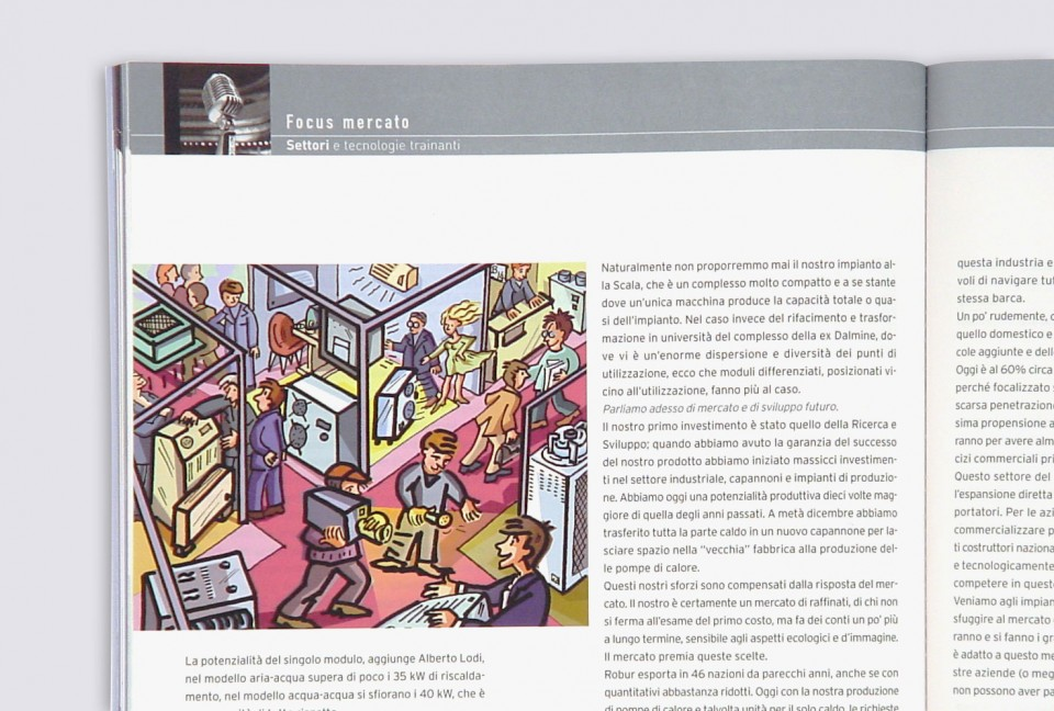 Illustration for Periodicals Publishing 6