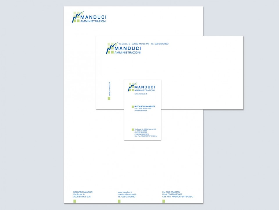 Logo and Corporate Identity 2